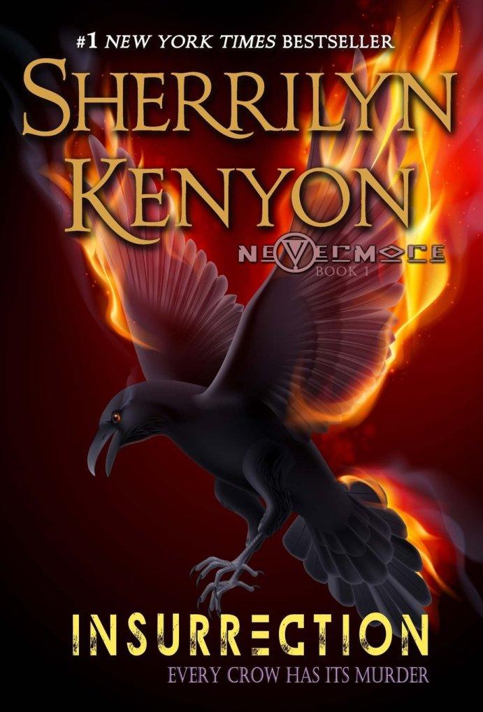 Insurrection by Sherrilyn Kenyon