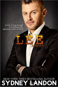 Cover Reveal Lee by Sydney Landon