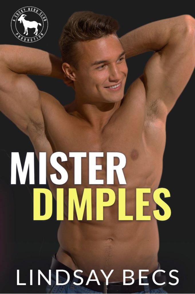 Mister Dimples by Lindsay Becs