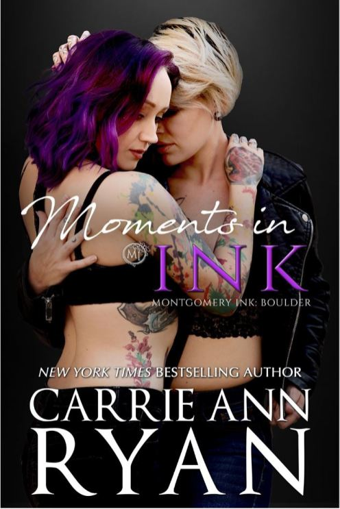 Moments in Ink by Carrie Ann Ryan