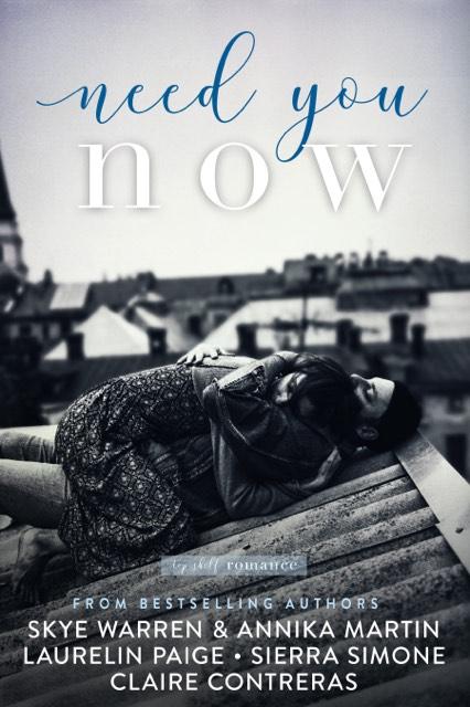 Need you Now (Top Shelf Romance #2)