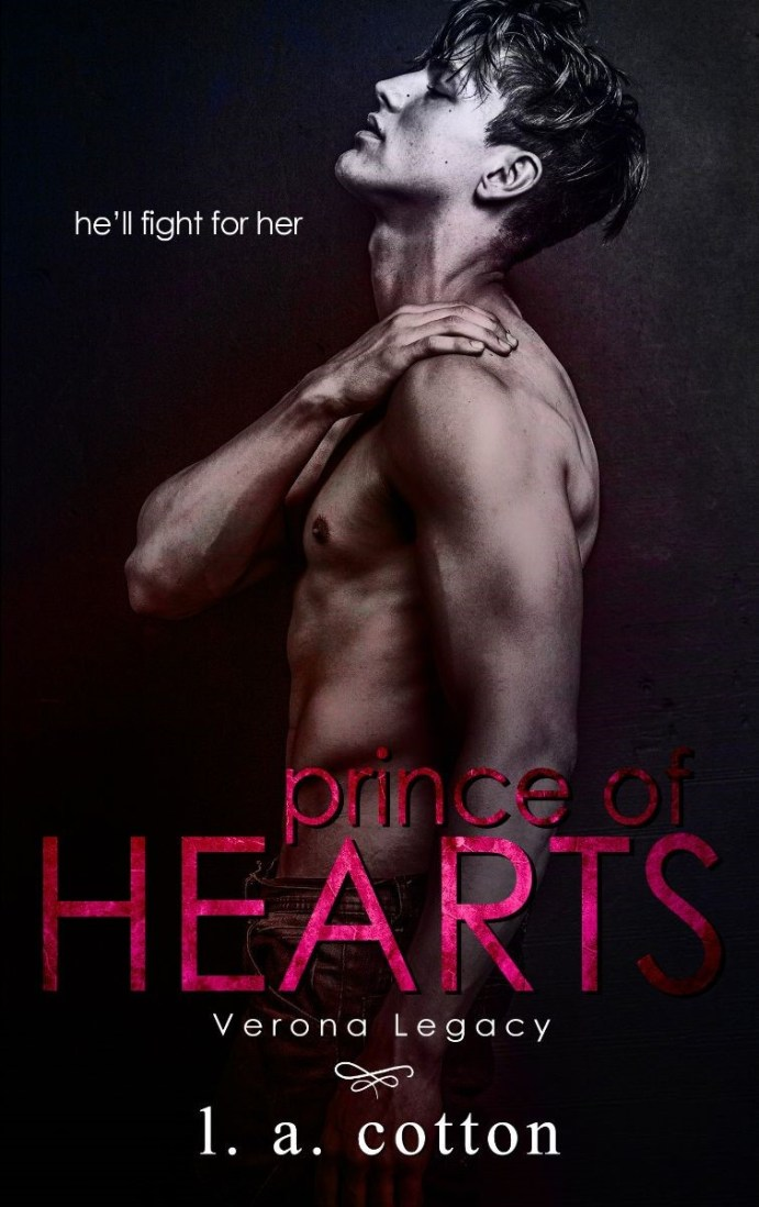 Prince of Hearts by L A Cotton