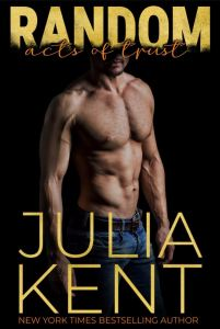 Cover Reveal Random Acts of Trust by Julia Kent