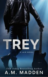 TREY by A.M. Madden