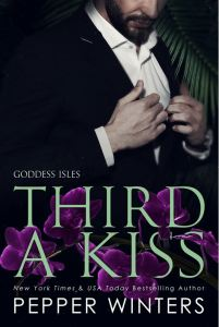 Third a Kiss by Pepper Winters