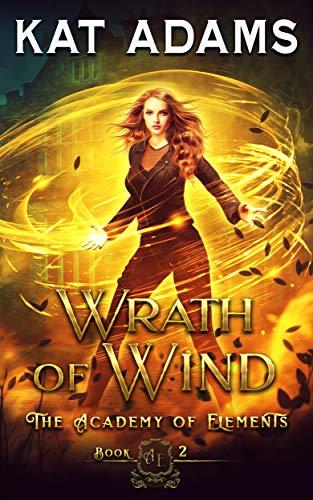 Wrath of Wind by Kat Adams