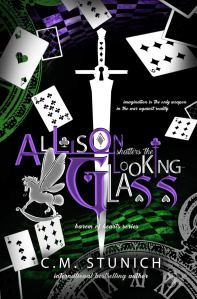 Allison Shatters the Looking-Glass (Harem of Hearts #3) by CM Stunich