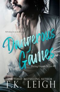 Dangerous Games by T.K. Leigh