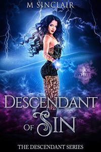 Descendant of Sin by M. Sinclair