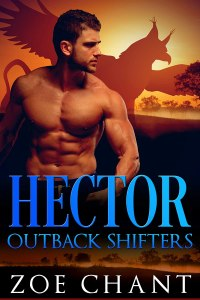 Hector by Zoe Chant