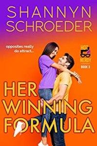 Her Winning Formula by Shannyn Schroeder
