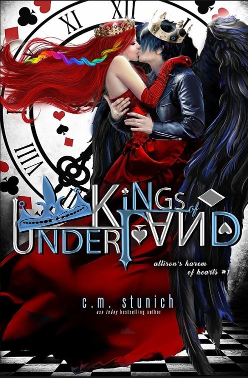 Kings of Underland by CM Stunich