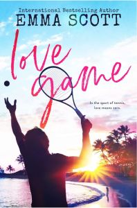 Love Game by Emma Scott