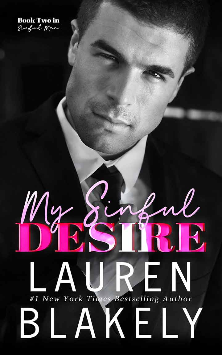 MY SINFUL DESIRE (Sinful Men Book 2)