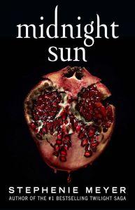 Book Reveal Midnight Sun by Stephenie Meyer