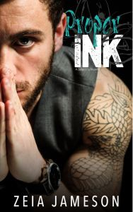Proper Ink by Zeia Jameson