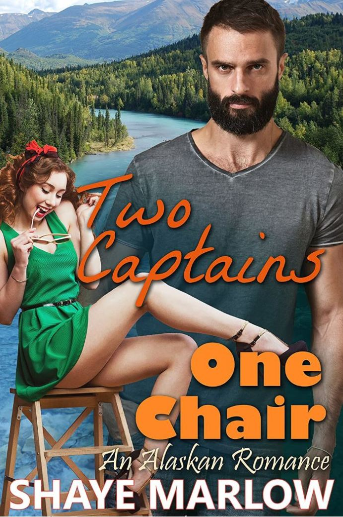 Two Captains, One Chair by Shaye Marlow