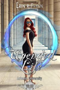 Upended Life by Erin R Flynn