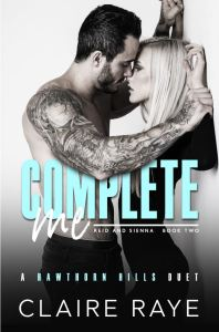 Complete Me by Claire Raye