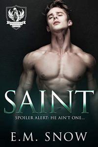 Saint by E.M. Snow