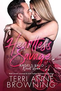 Heartless Savage by Terri Anne Browning