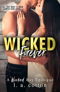 Excerpt Wicked Forever by L A Cotton