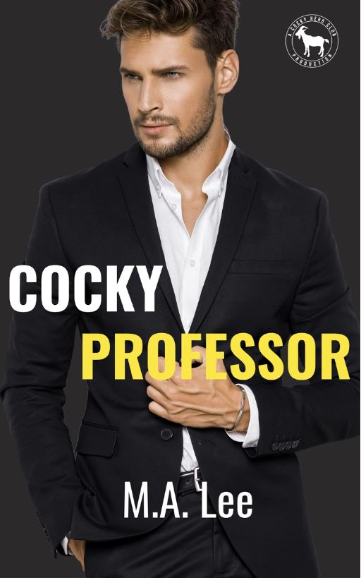Cocky Professor by M.A. Lee
