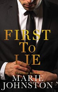 First to Lie by Marie Johnston