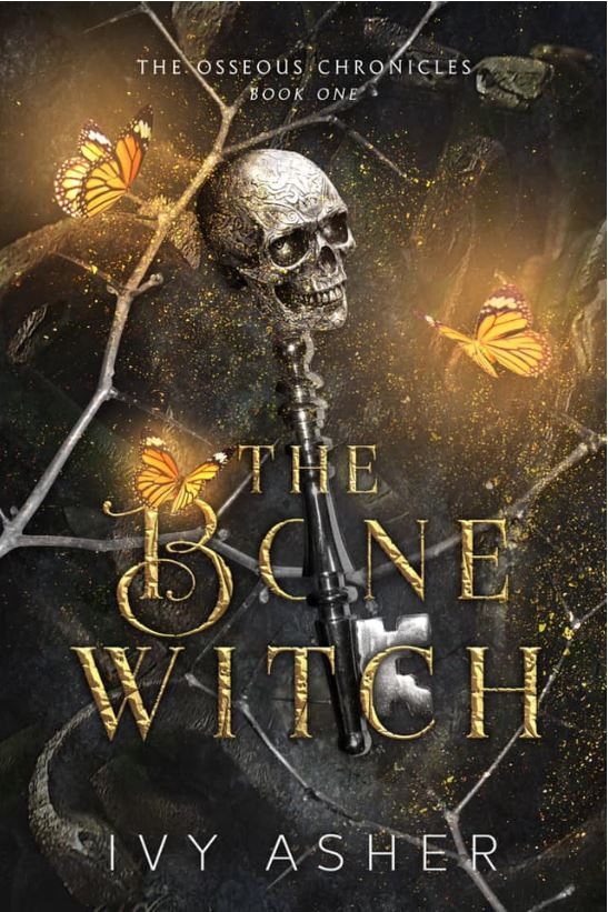 The Bone Witch by Ivy Asher