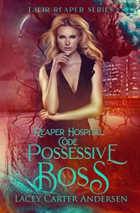 Code Possessive Boss by Lacey Carter Andersen