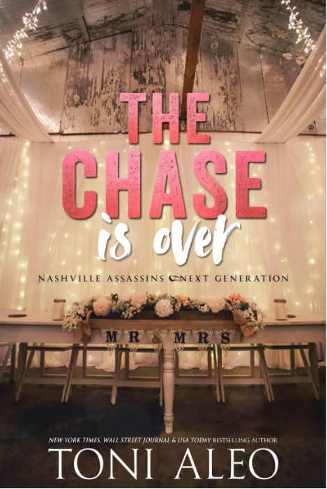 The Chase is Over by Toni Aleo