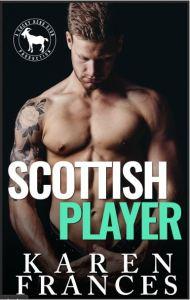Scottish Player by Karen Frances