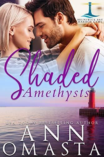 Shaded Amethysts by Ann Omasta