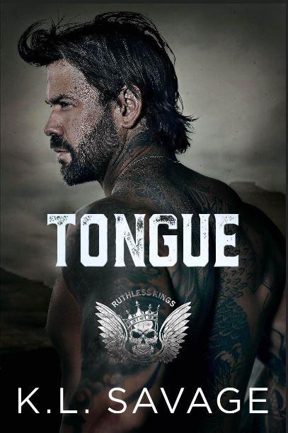 Tongue by K.L. Savage