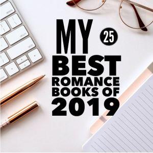 My 25 Best Romance Books of 2019
