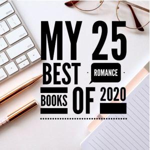 My 25 Best Romance books of 2020