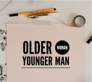 older woman younger man