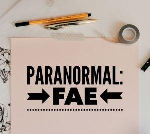 paranormal fae