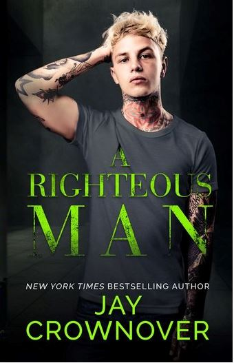 A Righteous Man by Jay Crownover