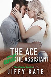 The Ace and The Assistant by Jiffy Kate
