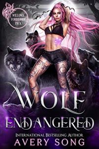 WOLF ENDANGERED by Avery Song