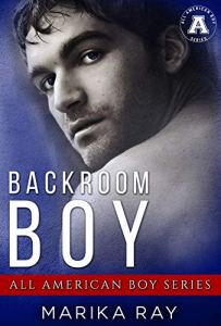 Backroom Boy by Marika Ray