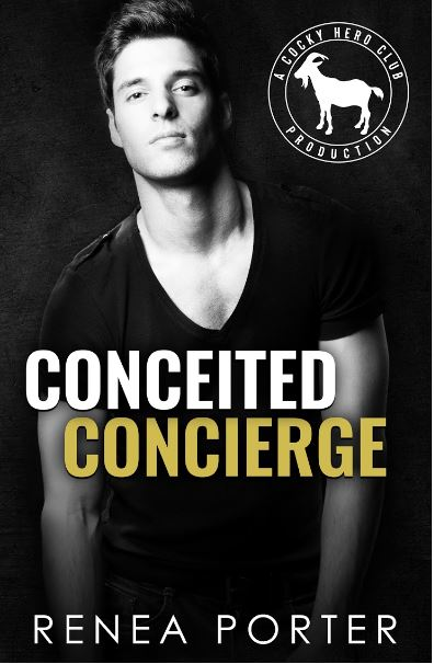Conceited Concierge by Renea Porter