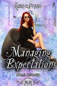 Cover Reveal Managing Expectations by Erin R Flynn