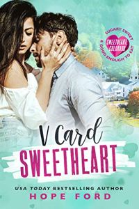 V Card Sweetheart by Hope Ford