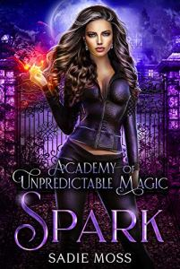 Book Review Spark by Sadie Moss