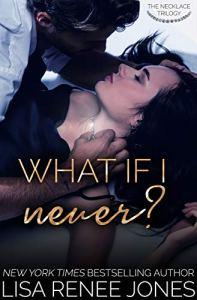 What If I Never? by Lisa Renee Jones