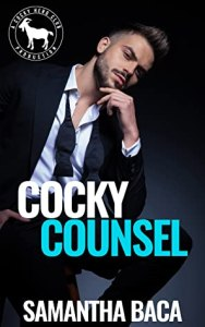 Cocky Counsel (Cocky Hero Club) by Samantha Baca