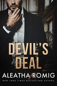 Devil's Deal by Aleatha Romig