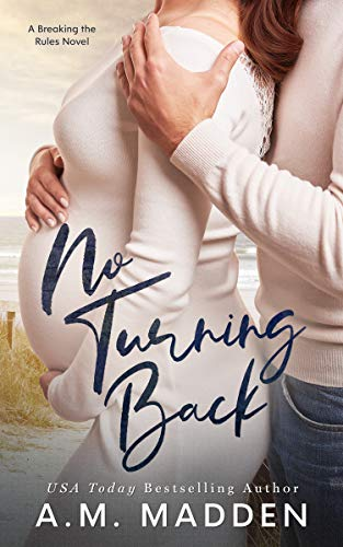 No Turning Back by A.M. Madden